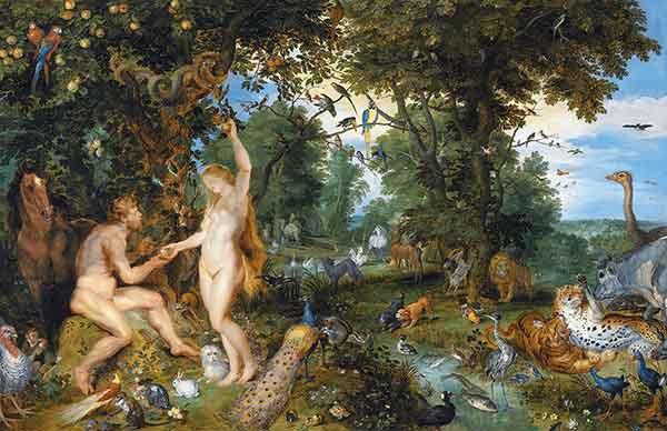 Sündenfall Adam und Eva
